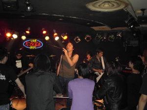 昔のライブ